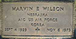 Marvin Eugene Wilson