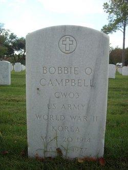 Bobbie O Campbell