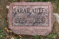 Sarah Auten