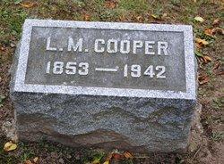 """Lafayette Merrill """"Lafe"""" Cooper"""