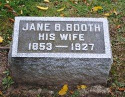 Jane Bates <I>Booth</I> Cooper