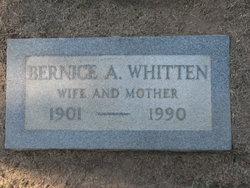 Bernice A Whitten
