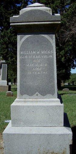 William Montgomery Wicks