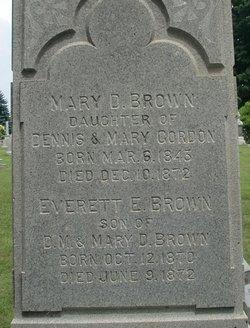 Everette E Brown