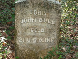 Corp John Bull