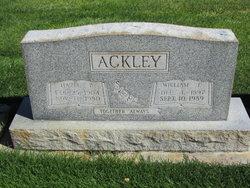 William Francis Ackley