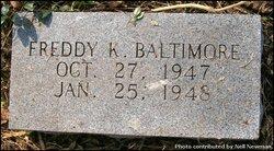 Freddy Kenneth Baltimore