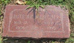 Ruth <I>Nash</I> Letcher