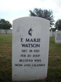 Ella Marie <I>Bagwell</I> Watson