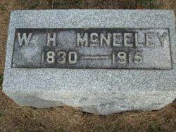 William H McNeeley