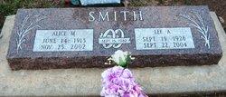 Lee A Smith
