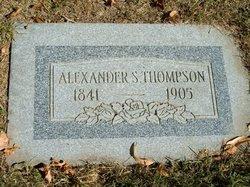 Alexander Sharp Thompson
