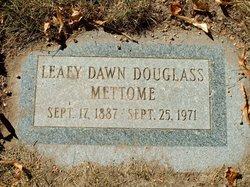 Leafy Dawn <I>Douglass</I> Mettome