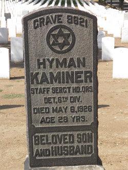 Hyman Kaminer