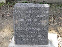 Charles Belford Magruder