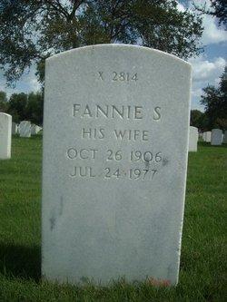Fannie S Agan
