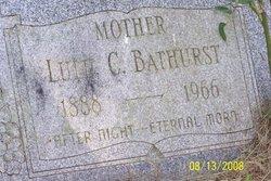 Lulu Catherine <I>Stevens</I> Bathurst