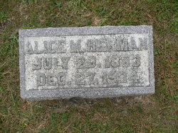 Alice M. <I>Myers</I> Herman