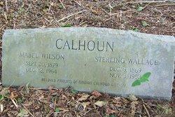 Mabel <I>Wilson</I> Calhoun