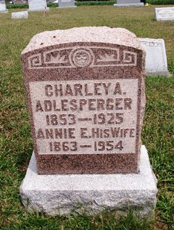 Annie E Adlesperger