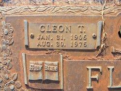 Cleon Thomas Flynn