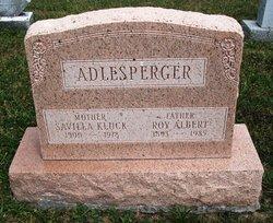 Savilla <I>Kluck</I> Adlesperger