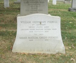 Sarah Matilda <I>Childs</I> Purnell
