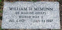 William H. McMunn