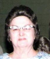 Mrs Vivian Olive <I>Beall</I> McDaniel