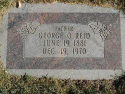 George Orson Reid