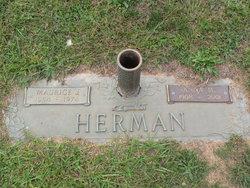 Anna M. <I>Zinn</I> Herman