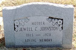 Jewell C. Johnston