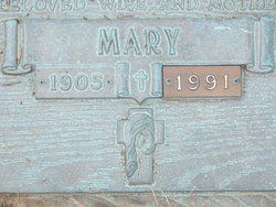 "Mary ""Marie"" <I>Locher</I> Lobkovich"