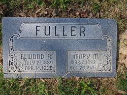 Mary <I>Mathena</I> Fuller