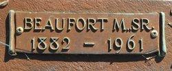 Beaufort M. Sturgis, Sr