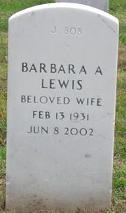 Barbara A Lewis