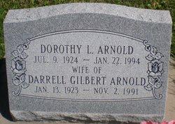 Dorothy Laverne <I>Schmidt</I> Arnold