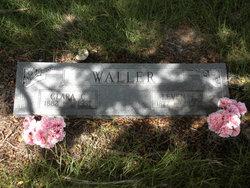 Clara Concordia <I>Bruckner</I> Waller