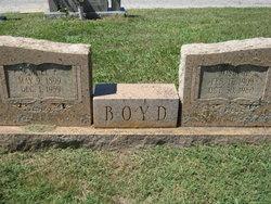 Josia Ann <I>Hooker</I> Boyd