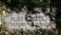 Allen A McNeil