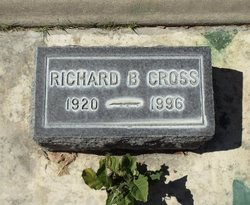 Richard B Cross
