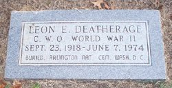 Leon E. Deatherage