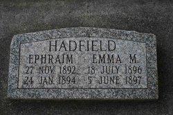 Emma M Hadfield