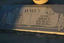 Emma Etta <I>Probart</I> Hales