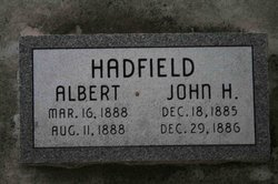 John H Hadfield