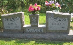 John Harvey Abarr