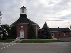 Freelandville Christian Church Cemetery