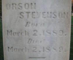 Orson Stevenson