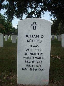 Julian D Aguero