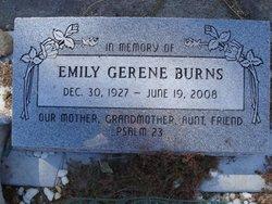 Emily Gerene <I>McCraw</I> Burns